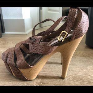 Charlotte Russe Summer Heels